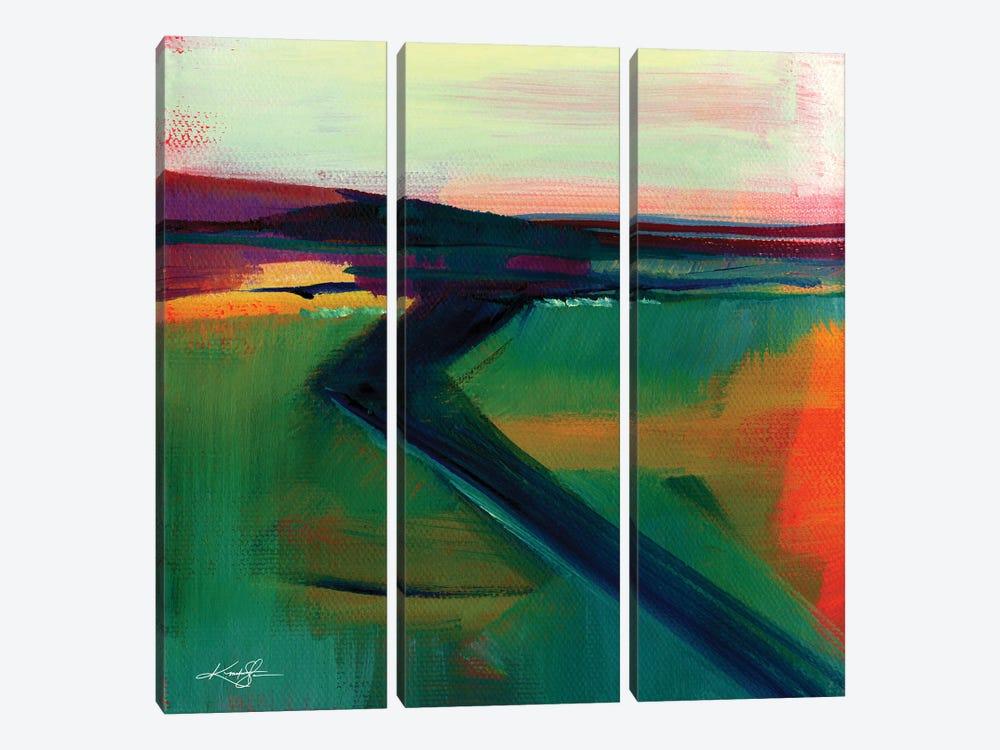 Destiny 2 by Kathy Morton Stanion 3-piece Canvas Art Print
