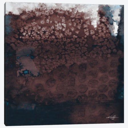 Abstraction CV-IV Canvas Print #KMS340} by Kathy Morton Stanion Canvas Art Print