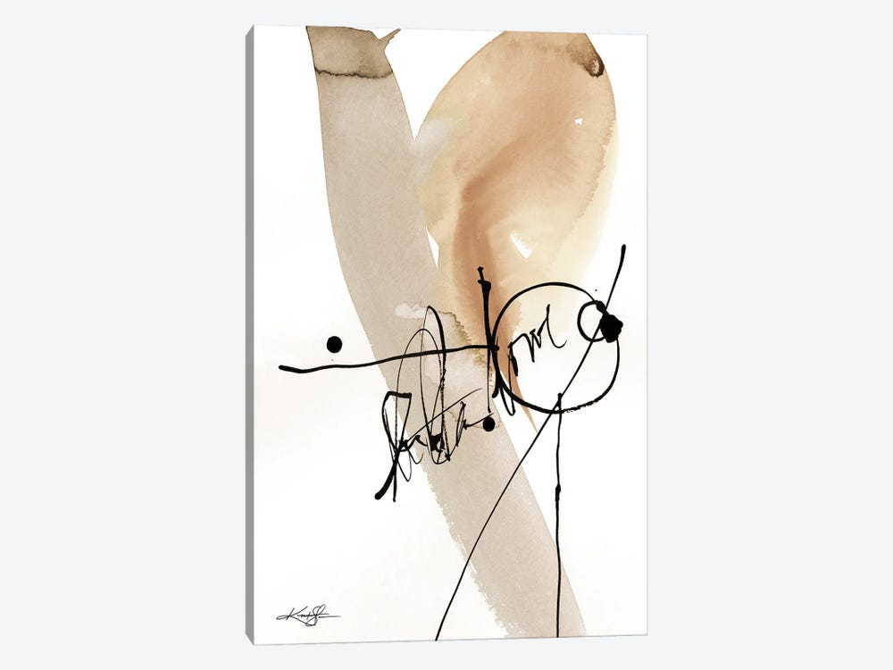 Abstraction XXVIII-II by Kathy Morton Stanion 1-piece Art Print