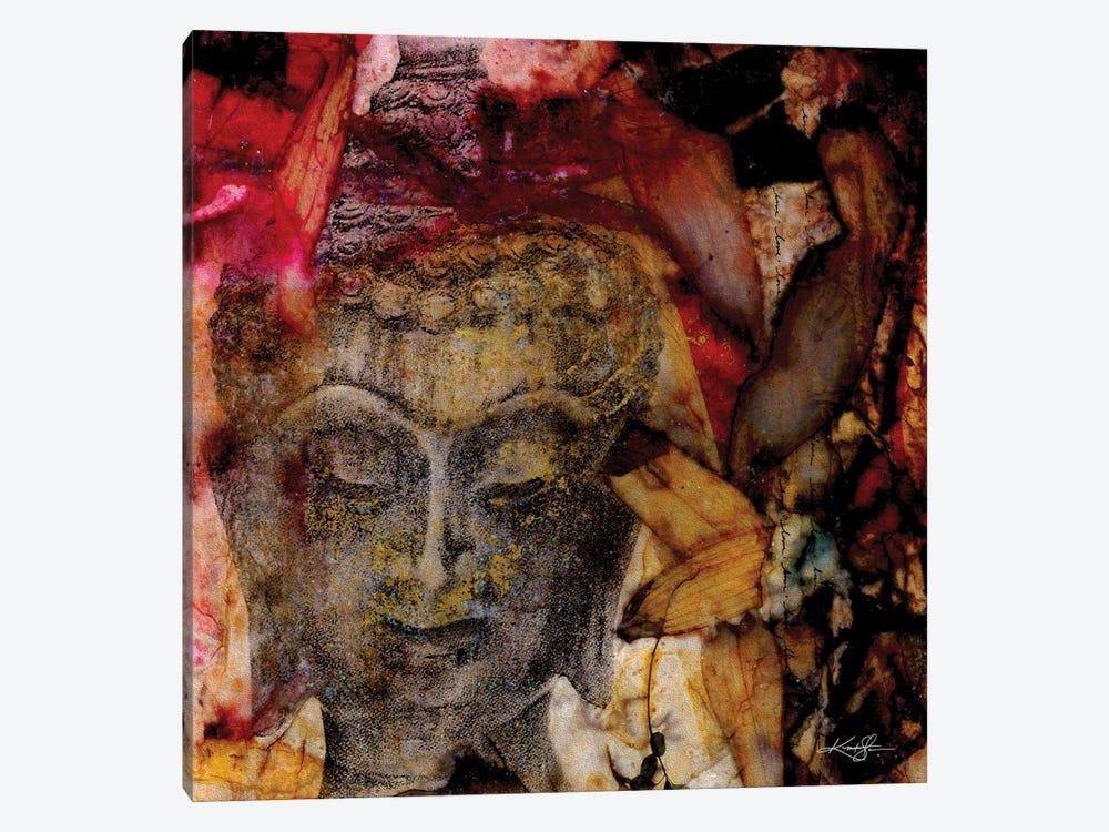 Buddha Love I by Kathy Morton Stanion 1-piece Canvas Artwork