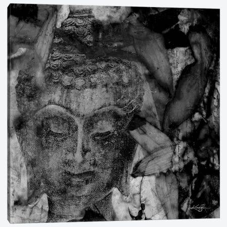 Buddha Love II Canvas Print #KMS351} by Kathy Morton Stanion Canvas Art