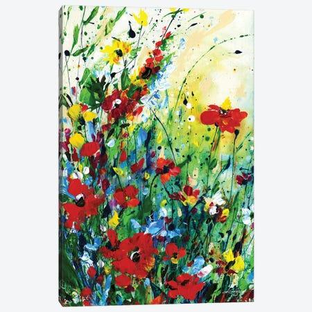 A Walk Through Wonderful Canvas Print #KMS363} by Kathy Morton Stanion Art Print