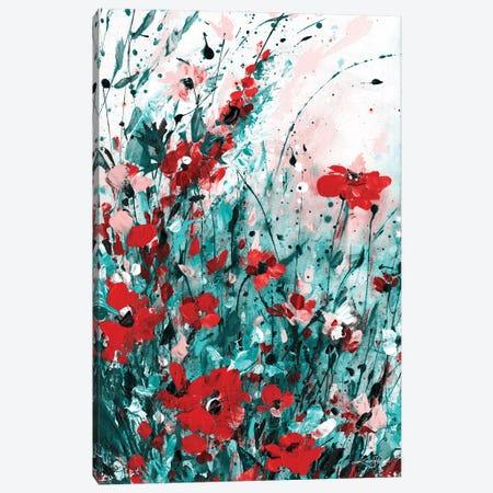 A Walk Through Wonderful II Canvas Print #KMS364} by Kathy Morton Stanion Canvas Artwork