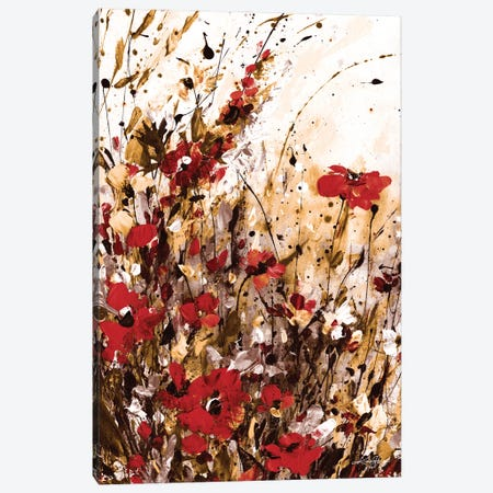 A Walk Through Wonderful III Canvas Print #KMS365} by Kathy Morton Stanion Canvas Artwork