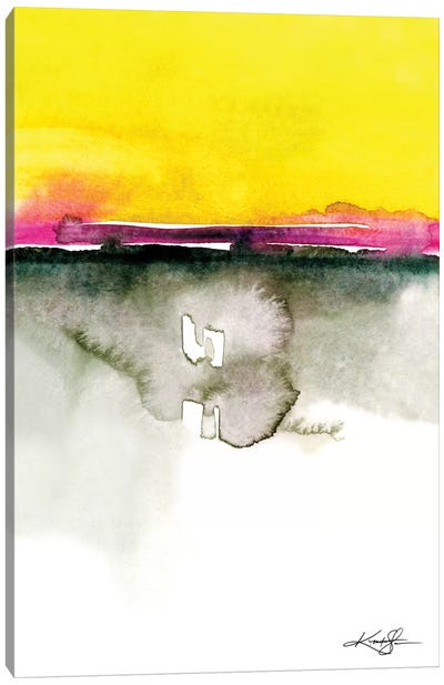 Serene Moments VI Canvas Art Print