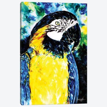 Bubba Canvas Print #KMS371} by Kathy Morton Stanion Canvas Wall Art
