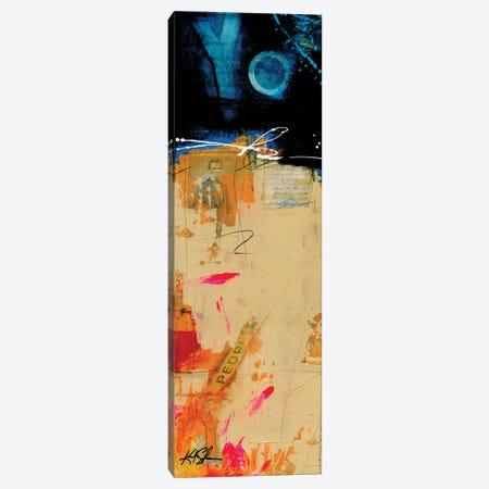 Yo People II Canvas Print #KMS382} by Kathy Morton Stanion Canvas Art Print