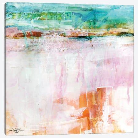 Layered Stories VI Canvas Print #KMS395} by Kathy Morton Stanion Canvas Art Print