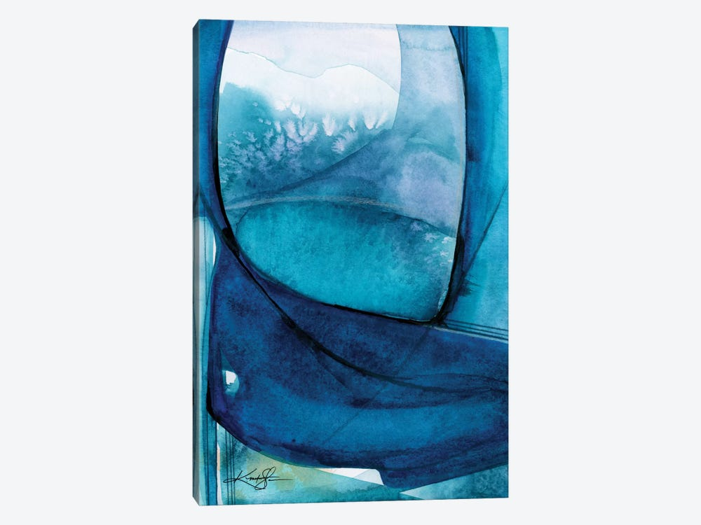 Ethereal Moments III by Kathy Morton Stanion 1-piece Canvas Art Print