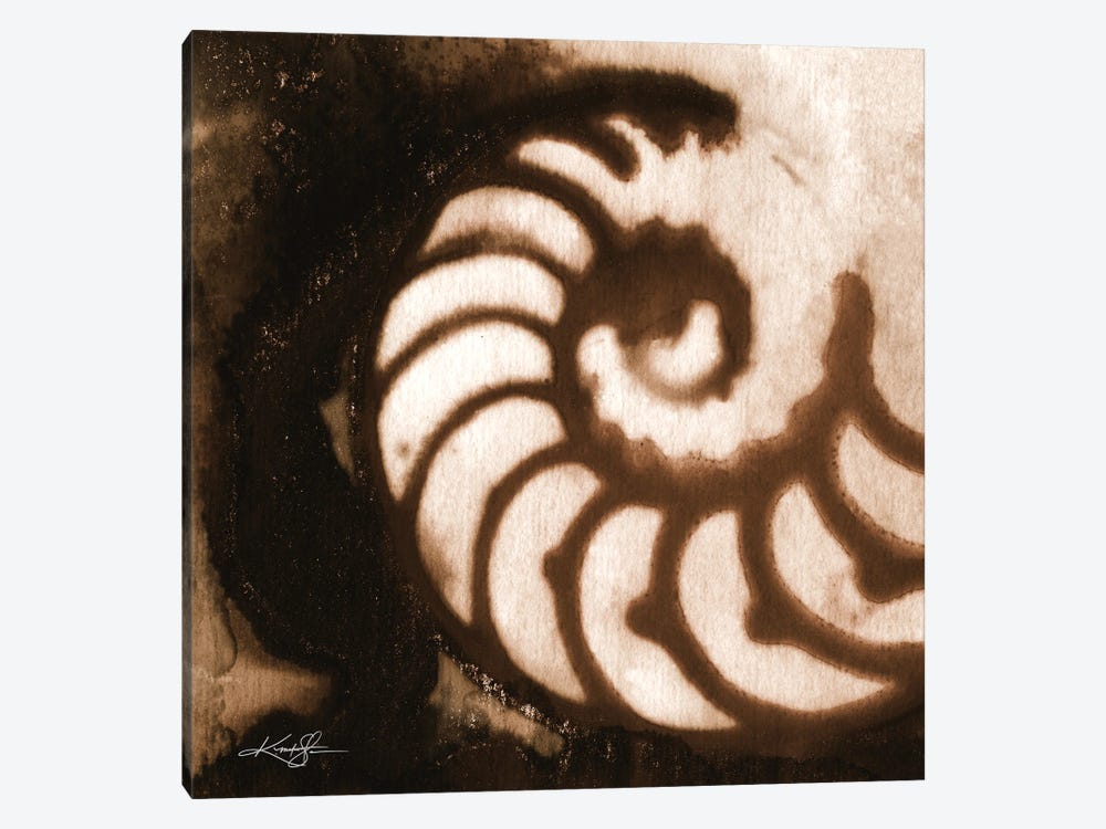 Sea Jewels I-IV by Kathy Morton Stanion 1-piece Art Print