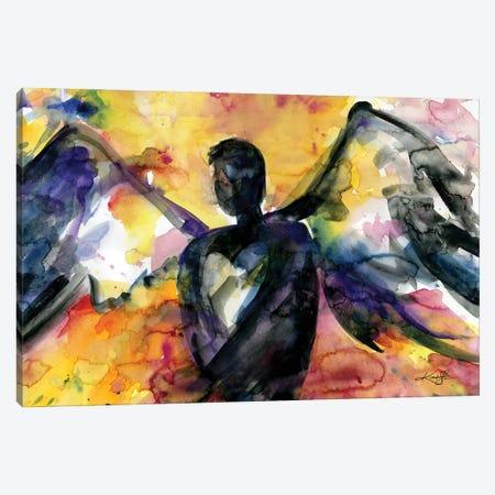 Angel XXVIII Canvas Print #KMS416} by Kathy Morton Stanion Canvas Art