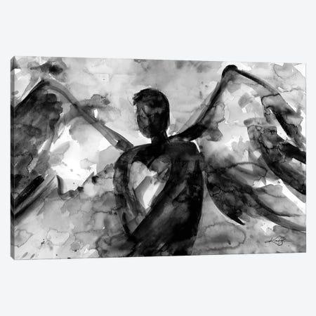 Angel XXVIII-II Canvas Print #KMS417} by Kathy Morton Stanion Canvas Wall Art