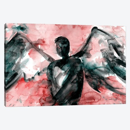 Angel XXVIII-III Canvas Print #KMS418} by Kathy Morton Stanion Canvas Print