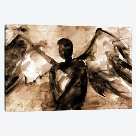 Angel XXVIII-IV Canvas Print #KMS419} by Kathy Morton Stanion Art Print