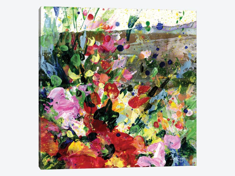 Meadow Dreams XV by Kathy Morton Stanion 1-piece Canvas Wall Art