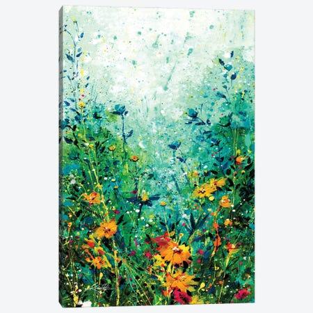 Mystic Meadow I Canvas Print #KMS73} by Kathy Morton Stanion Canvas Art Print