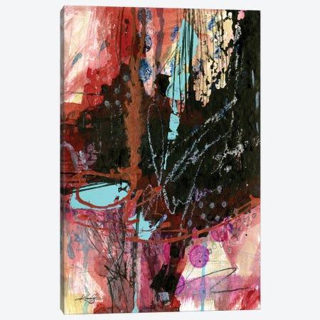Coddiwomple XXIV Canvas Print #KMS75} by Kathy Morton Stanion Canvas Wall Art