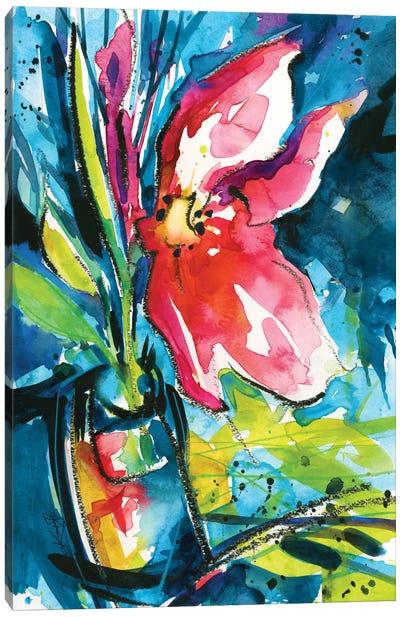 Floral Delight I Canvas Art Print