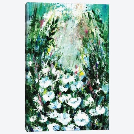 Aerwyna's Garden Canvas Print #KMS90} by Kathy Morton Stanion Canvas Print