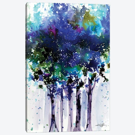 Song Of The Trees XI Canvas Print #KMS98} by Kathy Morton Stanion Canvas Art Print