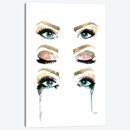 Soul Seeing Canvas Print #KMT122} by Kelsey McNatt Canvas Art