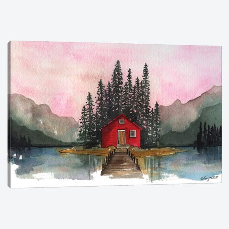 The Northern Experience Canvas Print #KMT133} by Kelsey McNatt Canvas Print