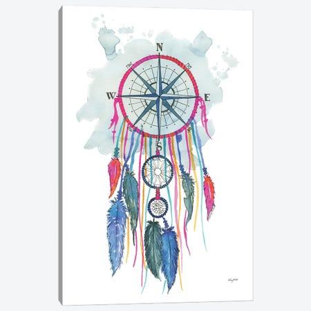 Dreamcatcher IX Canvas Print #KMT56} by Kelsey McNatt Canvas Print
