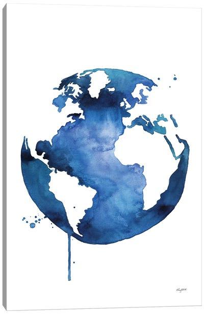 Earth Day Canvas Art Print