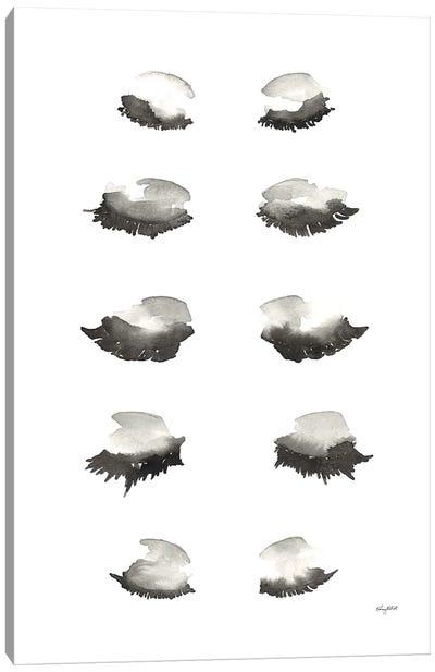 Bat A Lash Canvas Art Print