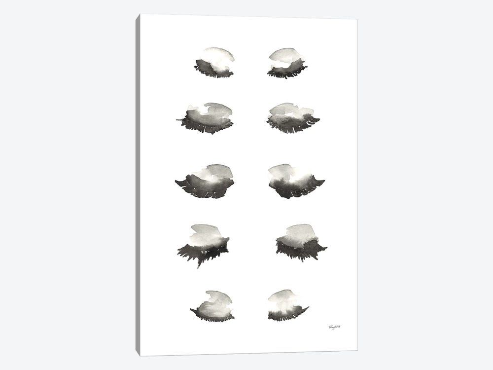 Bat A Lash by Kelsey McNatt 1-piece Art Print