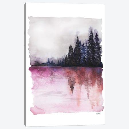Misty Waters 2 Canvas Print #KMT93} by Kelsey McNatt Canvas Wall Art