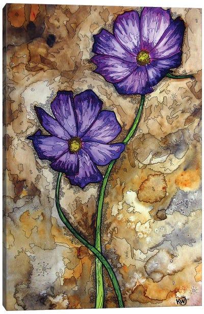 Duo Canvas Art Print