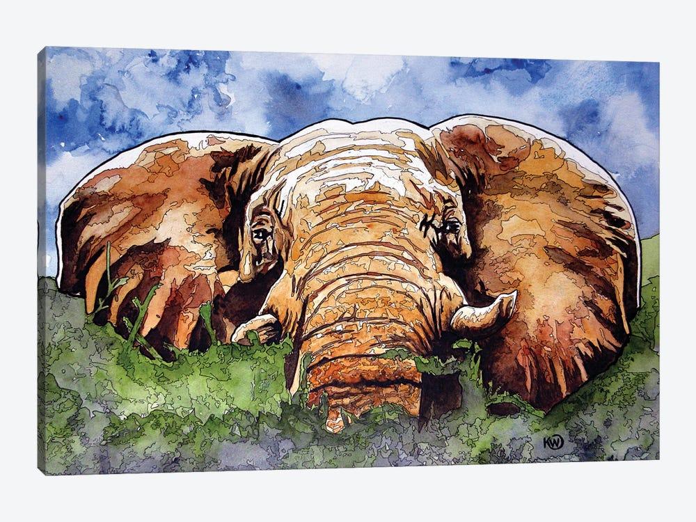 Majestic by Kim Winberry 1-piece Canvas Print