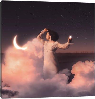 Lucid Dreaming Canvas Art Print