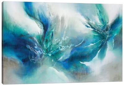 Allure Flickers II Canvas Art Print