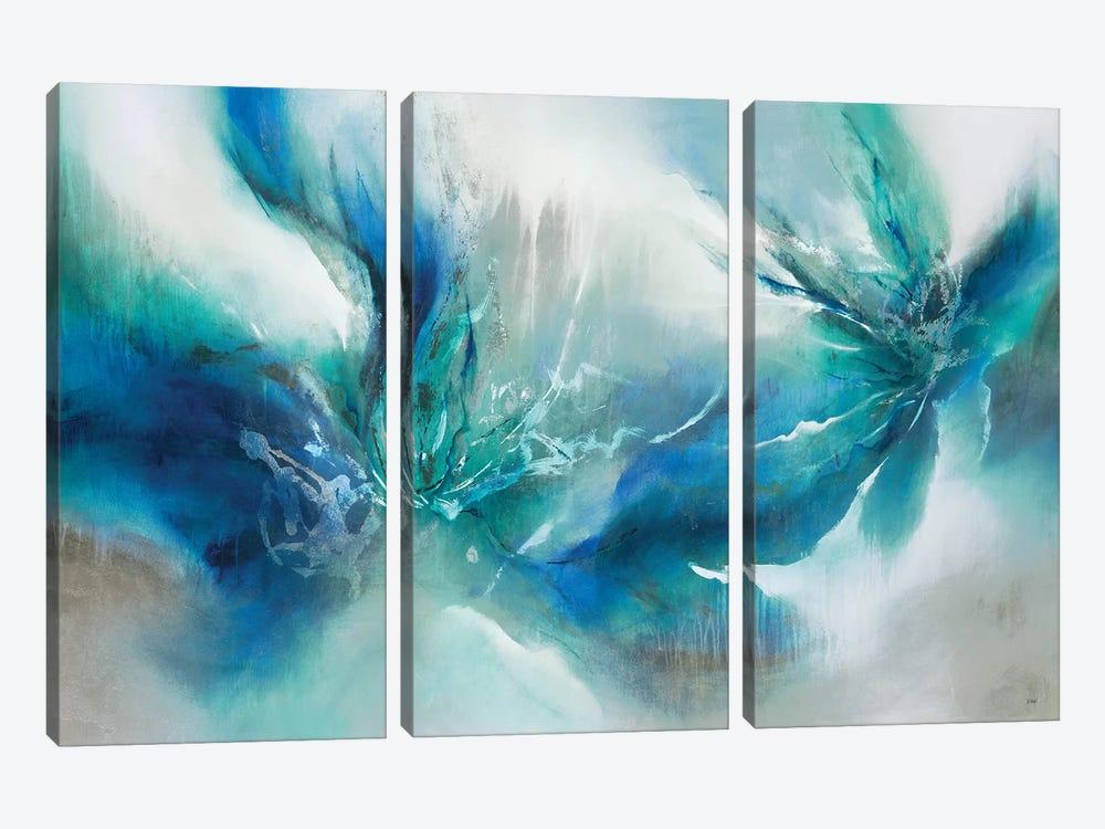 Allure Flickers II by K. Nari 3-piece Canvas Art Print
