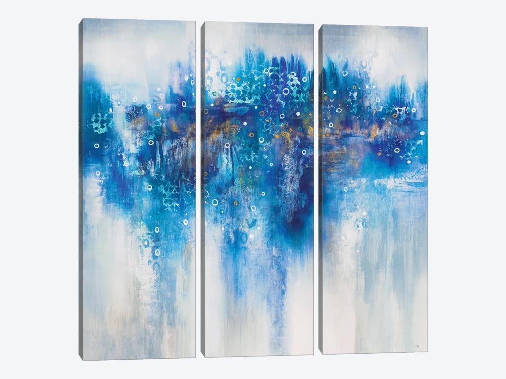 Bay Gala by K. Nari 3-piece Canvas Art