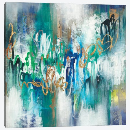 Felicity Canvas Print #KNA4} by K. Nari Canvas Wall Art