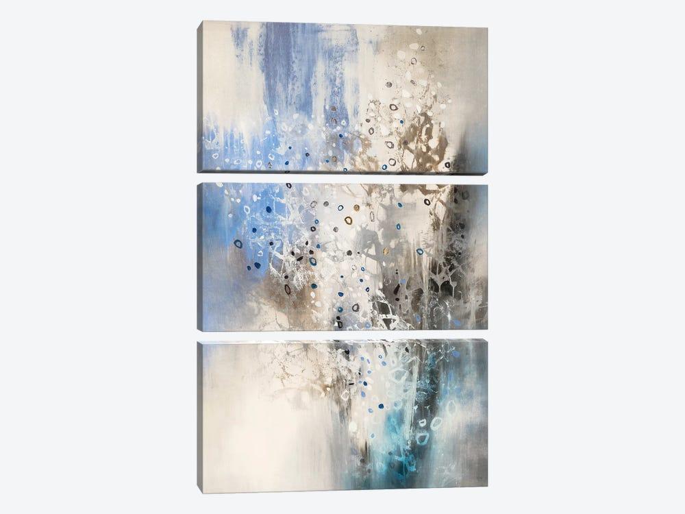 Glacier Stones by K. Nari 3-piece Canvas Wall Art