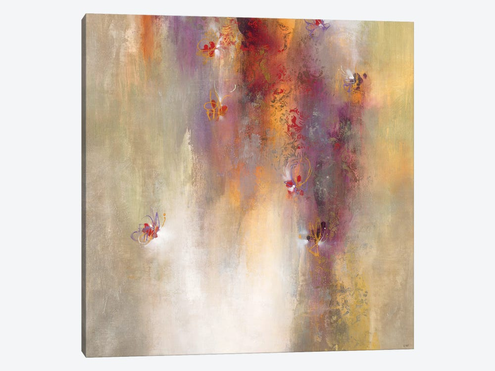 Scarlet Summer by K. Nari 1-piece Canvas Wall Art