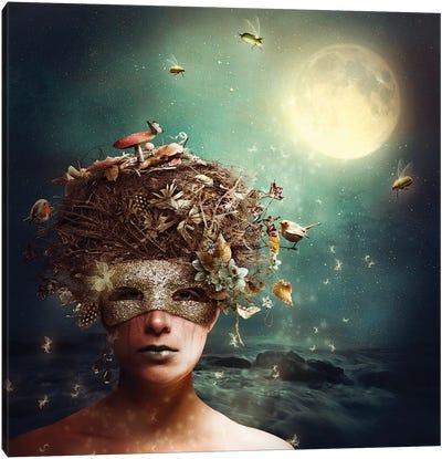 Midsummer Night Titania Canvas Art Print