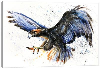 Eagle II Canvas Art Print