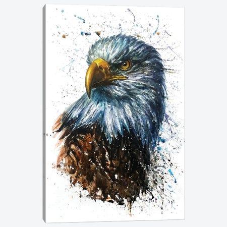 American Eagle Canvas Print #KNK1} by Konstantin Kalinin Art Print