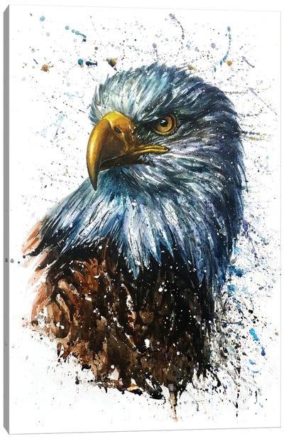 American Eagle Canvas Art Print