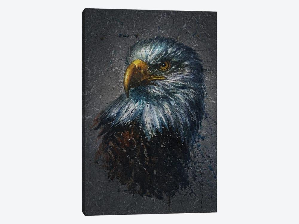 American Eagle Bg by Konstantin Kalinin 1-piece Canvas Artwork