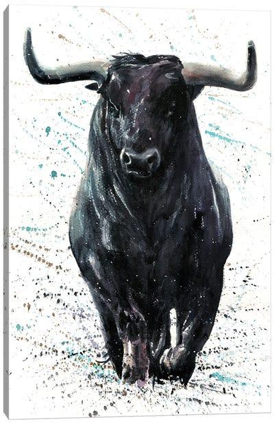 Buffalo III Canvas Art Print