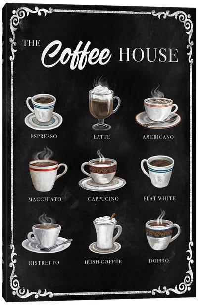 The Coffee House Canvas Art Print