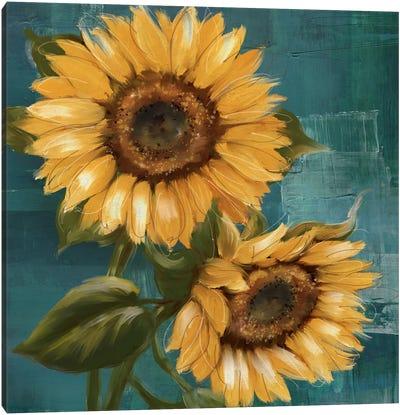 Sunflower II Canvas Art Print