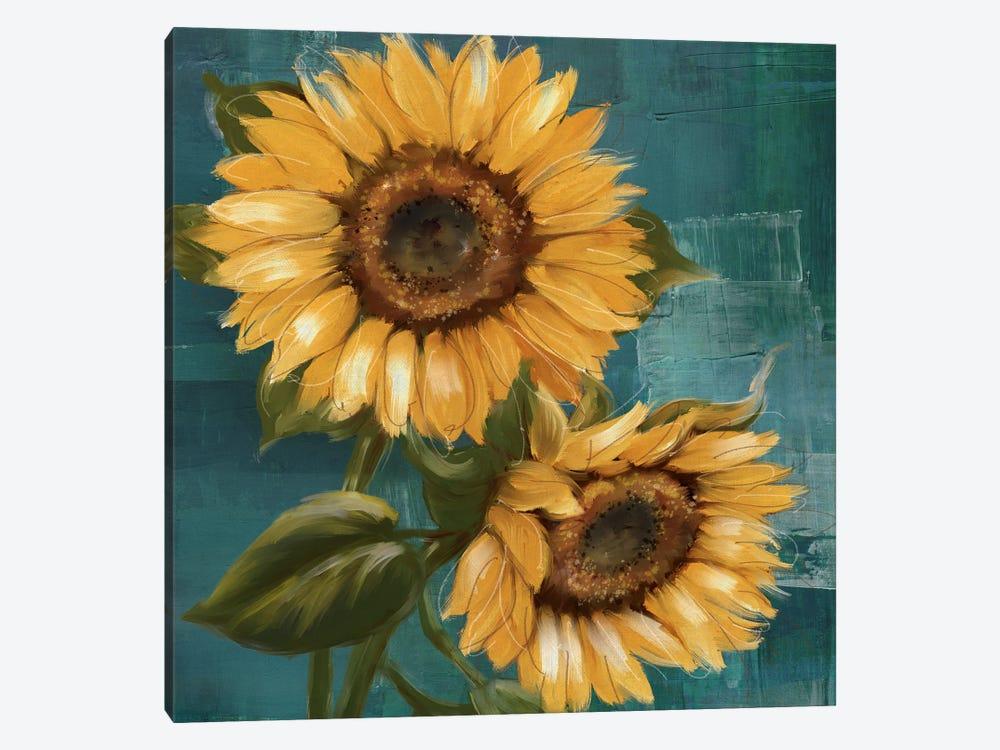 Sunflower II by Conrad Knutsen 1-piece Canvas Artwork