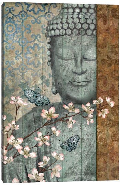 Buddha Canvas Print #KNU14